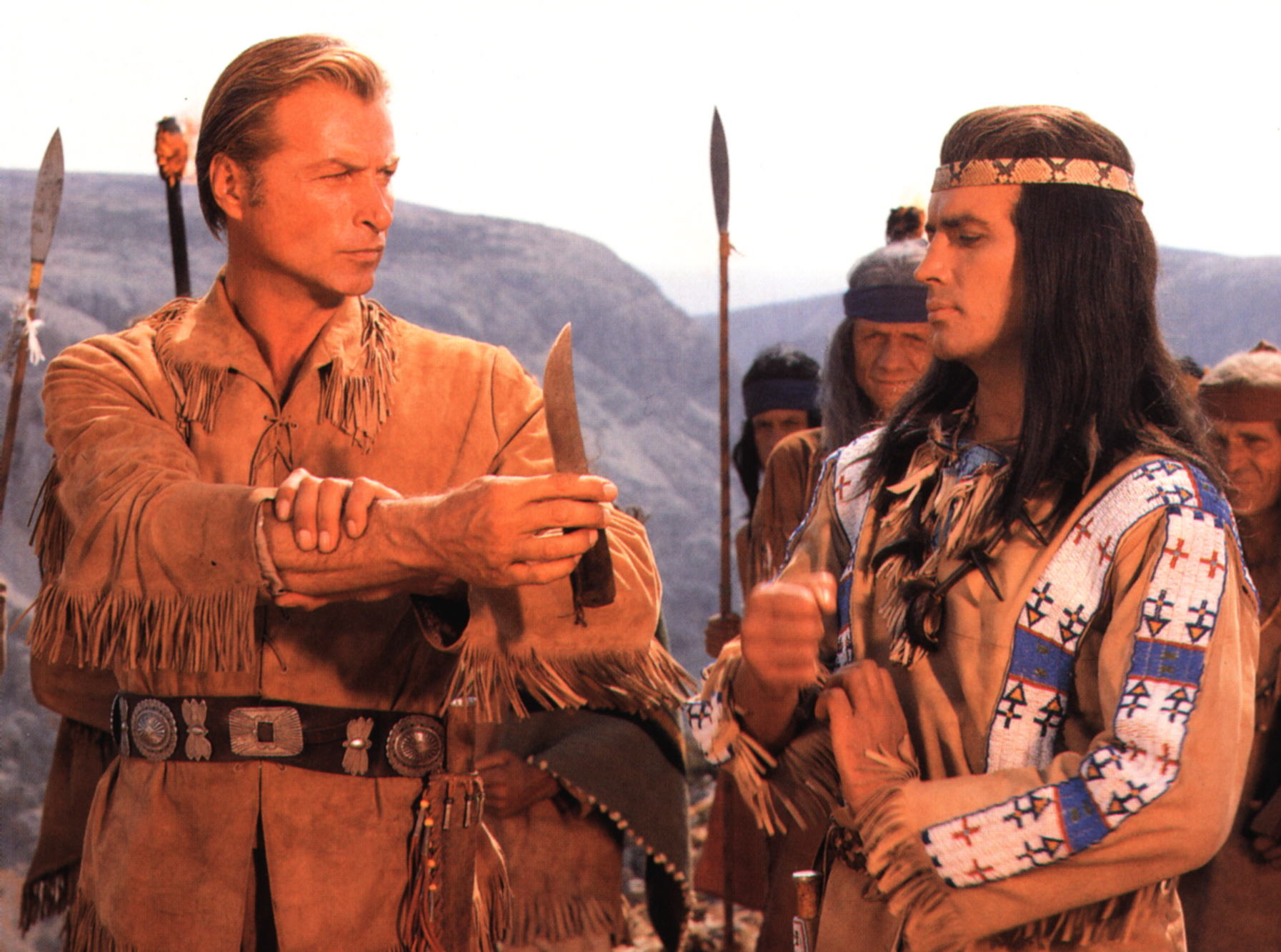 Winnetou 1 Ganzer Film Deutsch Youtube